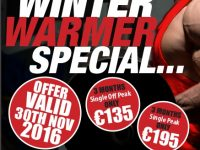 Winter Warmer from The Midleton Park Health Club