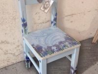 Painting and Decoupage Workshop at Ballymaloe