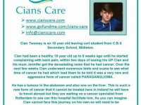 Cian's Care Fundraiser