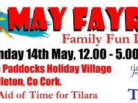 May Fair in Aid of Time for Tilara
