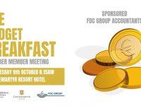 Chamber Budget Breakfast
