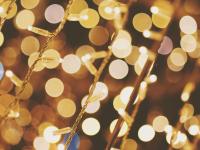 The Big Christmas Lights Switch On